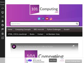 101computing net Analytics - Market Share Stats & Traffic