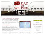 10kdayforwriters.com