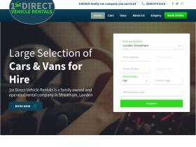 1stdirectvehiclerentals.co.uk