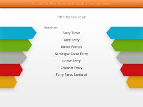 1stforferries.co.uk