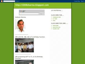 2008sharma.blogspot.com
