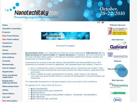 2010.nanotechitaly.it