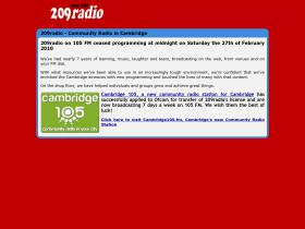 209radio.co.uk