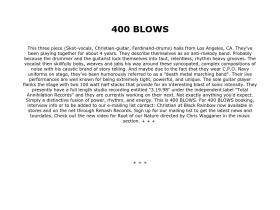 400blows.net