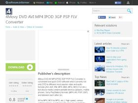 4movy-dvd-avi-mp4-ipod-3gp-psp-flv-conve.software.informer.com