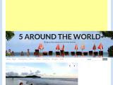 5aroundtheworld.com