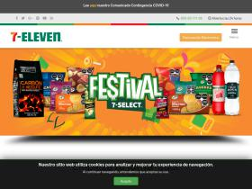 7-eleven.com.mx Analytics Stats