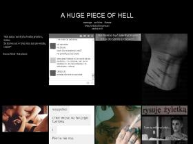 a-huge-piece-of-hell.tumblr.com