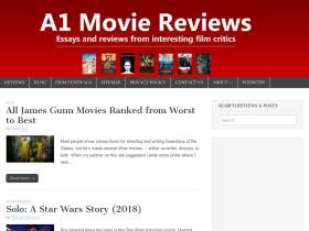 a1moviereviews.com