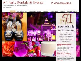 a1partyrental.reachlocal.com