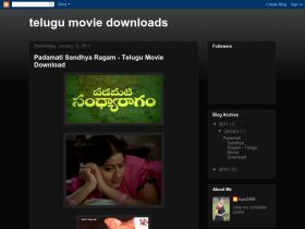 a2ztelugumoviedownloads.blogspot.in