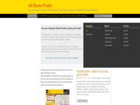 aa-route-finder.net