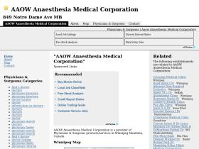aaow-anaesthesia-medical-corporation.manitoba.xcanada.ca
