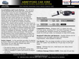 abbeyfordcarhire.co.uk