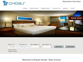 abhishekthehotel.chobs.in