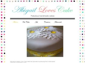 abigaillovescake.co.uk