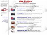 able-shutters.co.uk