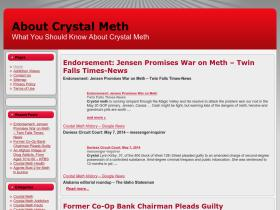 aboutcrystalmeth.com