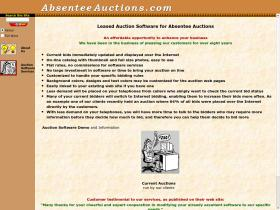 absenteeauctions.com