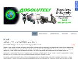 absolutelyscooters.net