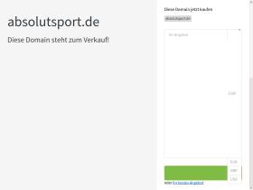absolutsport.de