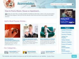 accommodationseek.co.uk