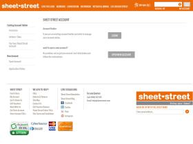accounts.sheetstreet.mobi
