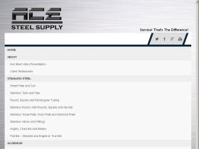 acesteelsupply.com
