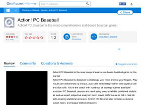 action-pc-baseball.software.informer.com