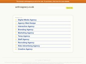 activeagency.co.uk