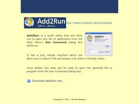 add2run.googlepages.com