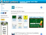 addletters.com