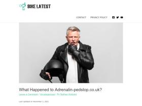 adrenalin-pedstop.co.uk