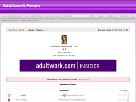 adultworkforum.com