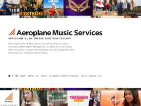 aeroplanemusic.co.nz