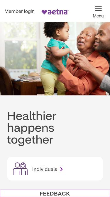 Aetna com Analytics - Market Share Stats & Traffic Ranking