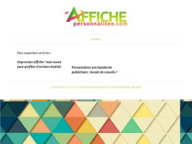 affiche-personnalisee.com