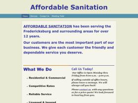 affordable-sanitation.com