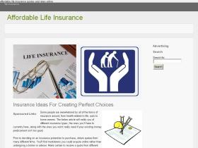 affordablelifeinsurance.net.au