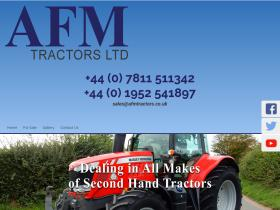 afmtractors.co.uk
