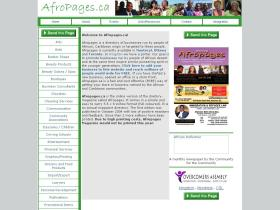 afropages.ca
