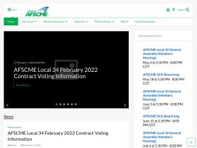 afscmelocal34.org