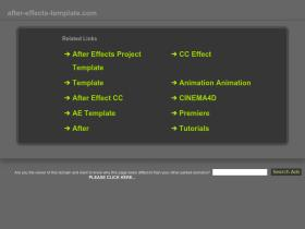 after-effects-template.com