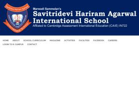 agarwalinternationalschool.co.in