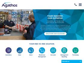 agathos.co.uk