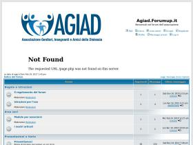agiad.forumup.it