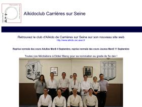 aikidoclub.carrieres.free.fr