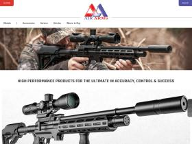 air-arms.co.uk