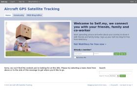 aircraftgpssatellitetracking.self.my