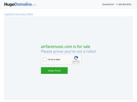 airfaremusic.com